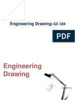 Engineering Drawing Orthographic Proj Lect 3