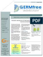 GERMfree - TOPlabs catalog