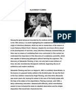 Alexander Fleming Ingles