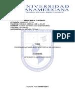 CARATULA ENFERMERIA PANAMERICANA