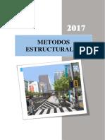 METODOS ESTRUCTURALES