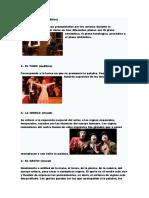 13 Signos de Teatro