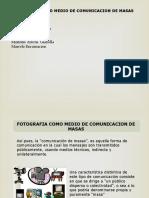 FOTOGRAFIA - COMUNICACION