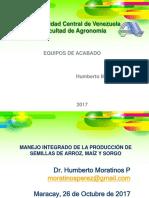 Clase de equipos empleados en el acabado de semillas 2013 en pdf.ppt