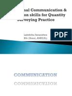 Professional Communication & Negotiation skills