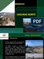 "Operaciones Barrick ""Lagunas Norte"""