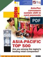 Cashido in Retail Asia