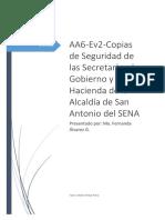 AA6-Ev2-Copias de Seguridad de La Alcaldía de San Antonio Del SENA
