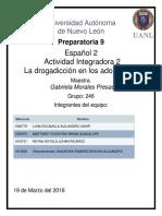 Actividad Integradora Español 1 (1)