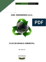 Plan de Medio Ambiente AJM
