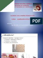 Clase de Albañilería N1