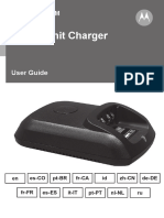 6816787H01 LC Enus IMPRES Adaptive Single Unit Charger User Guide