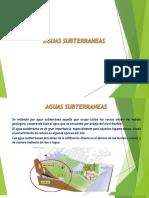 DIAPOS AGUAS SUBTERRANEAS Y HIDRAULICA DE POZOS OK.pptx