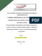 Formato Informe Final Doctrina Para Enviar
