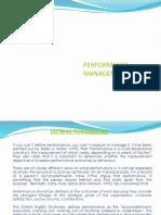 Performance Management Hrm-1