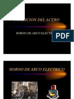 Horno de Arco Electrico