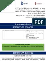 EDD-U4 Estructuras No Lineales(POO)-2016