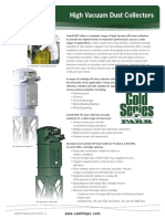 Brochure - High Vacuum Dust Collectors