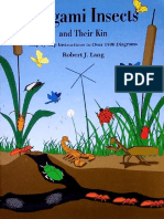 Robert J. Lang - Origami Insects and Their Kin (Vol1)