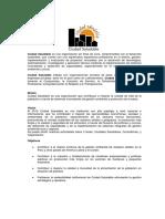 Cv Ciudad Saludable