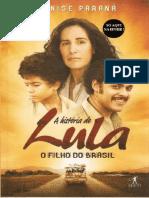 A História De Lula - O filho Do Brasil - Denise Paraná.pdf