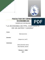 Economia de Ppk