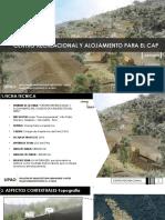 CENTRO RECREACIONAL PARA EL CAP PERU