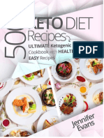 500 Ketogenic Diet Recipes - Ultimate Ketogenic Diet Cookbook With Healthy & Easy Recipes.en.Es