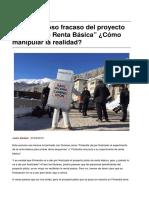 Sinpermiso-el Estrepitoso Fracaso Del Proyecto Finlandes de Renta Basica Como Manipular La Realidad-2018!04!29