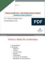 1- Fisiologia Del Sistema Endocrino Parte I-mier26abr 2017-Gvs