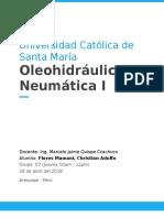 Laboratorio 3 - Oleohidráulica y Neumática 1