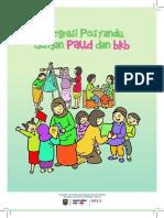 Integrasi Posyandu Dengan PAUD Dan BKB