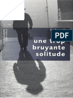 eBook Bohumil Hrabal - Une Trop Bruyante Solitude