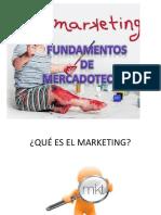 Fundamentos de Marketing 1