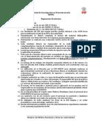 Reglamento Neurodesarrollo