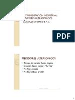 MEDIDORES_ULTRASONICOS