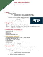 Obgin 6.1 - Post Partum Haemorhage