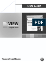 VIEW User V4 manual . THYSSEN.pdf