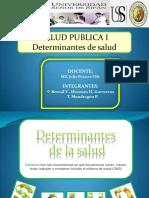 Determinantes de Salud[1]