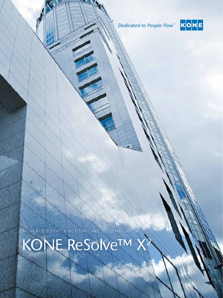 Kone State of the Art Reliability and Energy Efficiency | Elevator |  Reliability Engineering