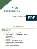 Icc2304 Ayudantía 1 - Cubicaciones_1_2014