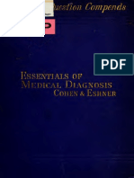 Essentials of Diagnosis