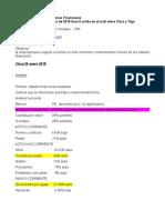 Análisis y Toma de Decisiones Financieras Clase 1 Del 15 01 2018