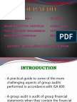 New Presentation-group Auditing