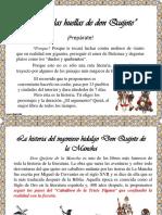 El Camino Del Don Quijote