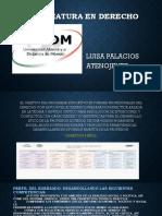 Licenciatura en Derecho Campaña de Difusion