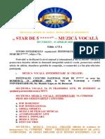 1.Regulament - Concurs Editia a via.doc CANTO