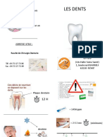 LHSS Les Dents Livret