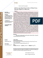 The effects of micronutrient fertilizers, ferrous sulfate and zinc on the yield and yield components at different cultivars of maize (Zea mays) in the Sistan region