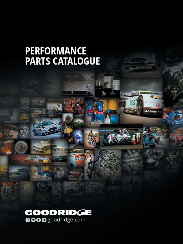 Goodridge Plated Steel Reusable 1//8 BSP Female Smiths Oil Pressure Gauge Fitting